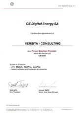 GE Digital Energy SA
