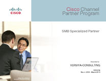 Cisco Chanel Partner Program