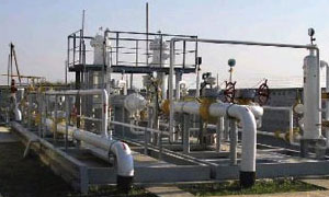 IS of technological connection of the gas distribution organization