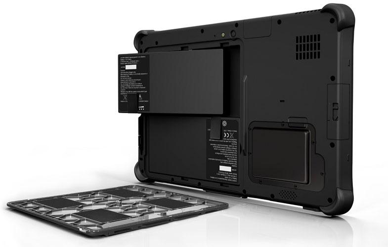 Getac F110 Fully Rugged Tablet  VERSIYA - solutions for